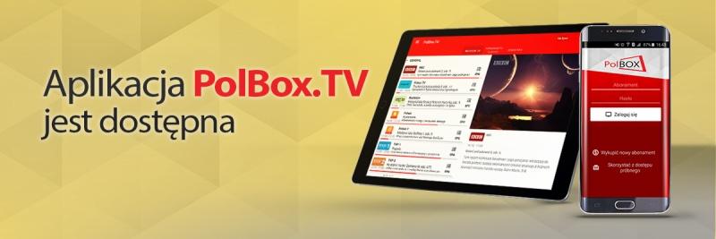 PolBox.TV na Android!